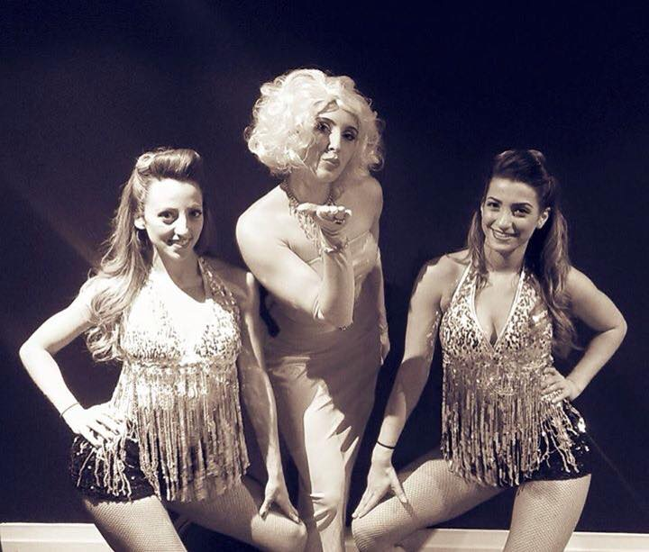 Live Entertainment - Marilyn and the Bombshells