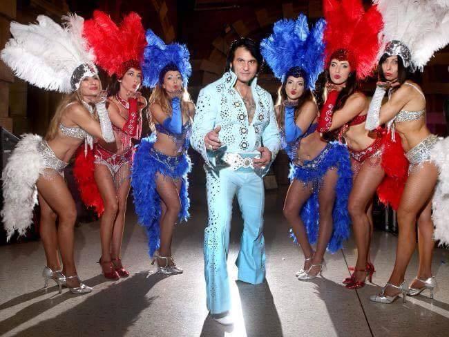 Elvis Tribute Show Sydney