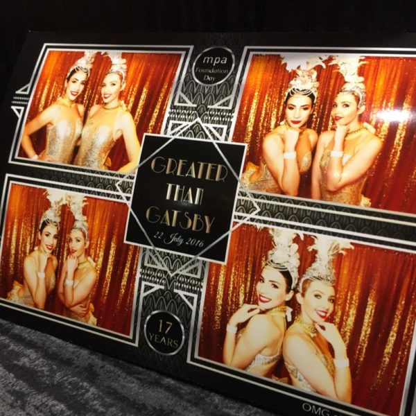 Photo Booth - Customised Prints