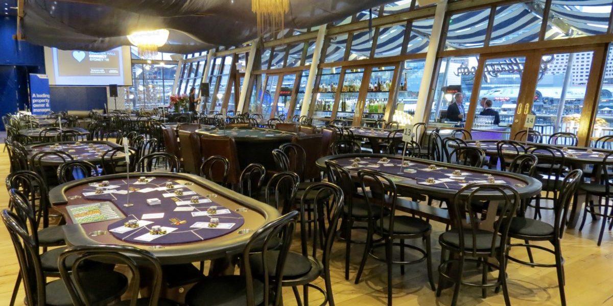 Poker Tournament Sydney