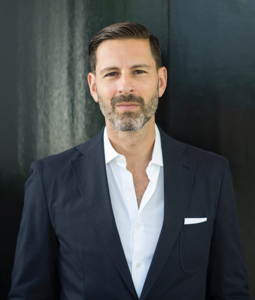Sales training with Mark Bernberg