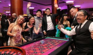 Roulette Table Hire Sydney Brisbane Perth