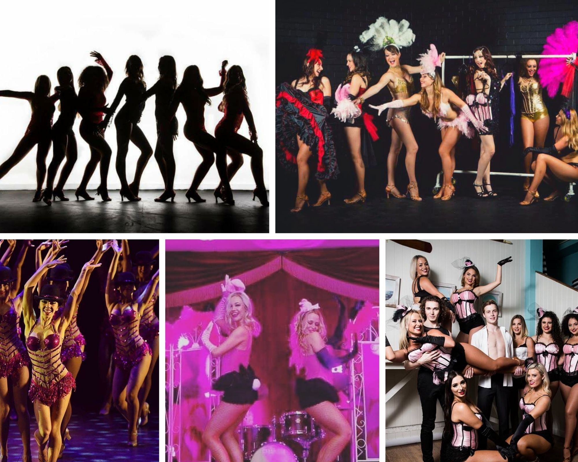 showgirl entertainment - stage