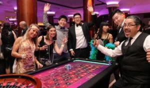 Roulette Table Hire Sydney Brisbane Perth